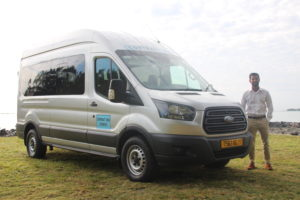 Ford Transit (with Driver)