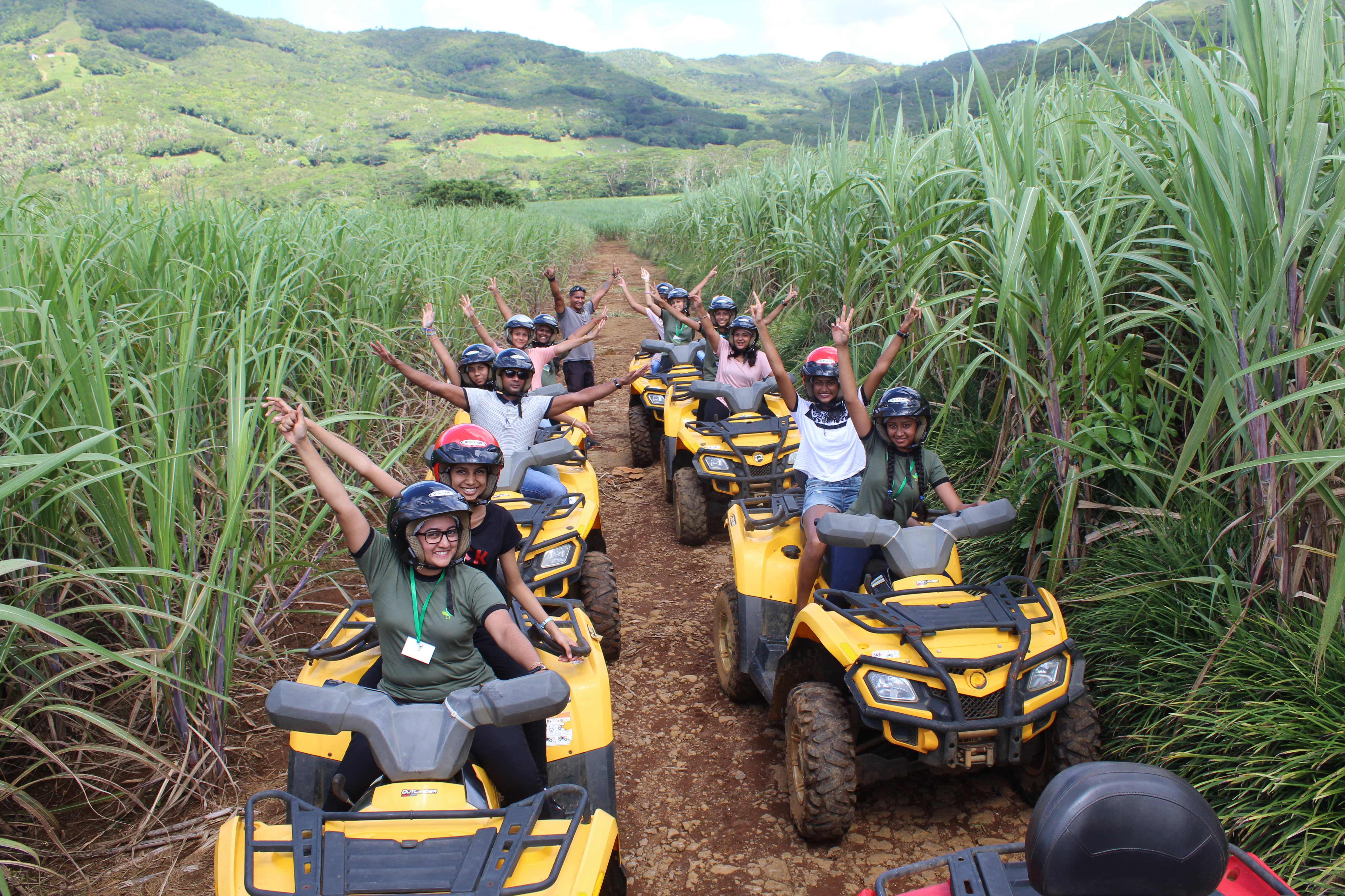 Experience Mauritius on a Horseback and a Quad – Package