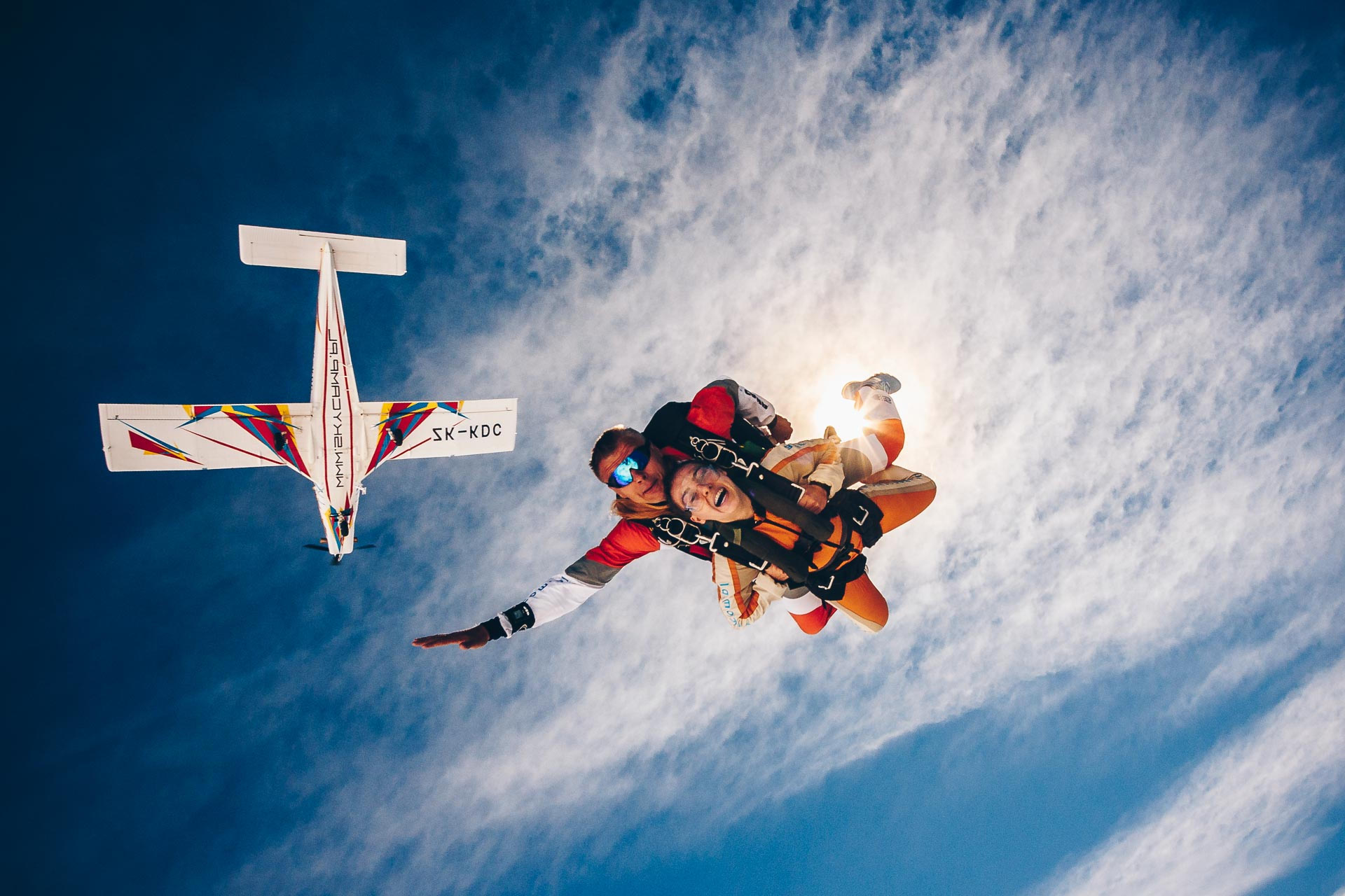 A Skydiving Adrenaline Pumping Adventure at its Absolute Best!