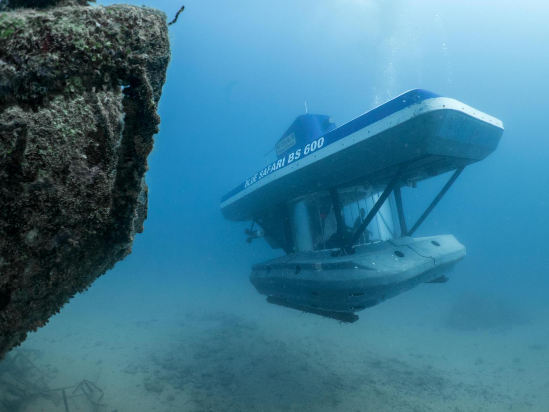 Exclusive Submarine Experience