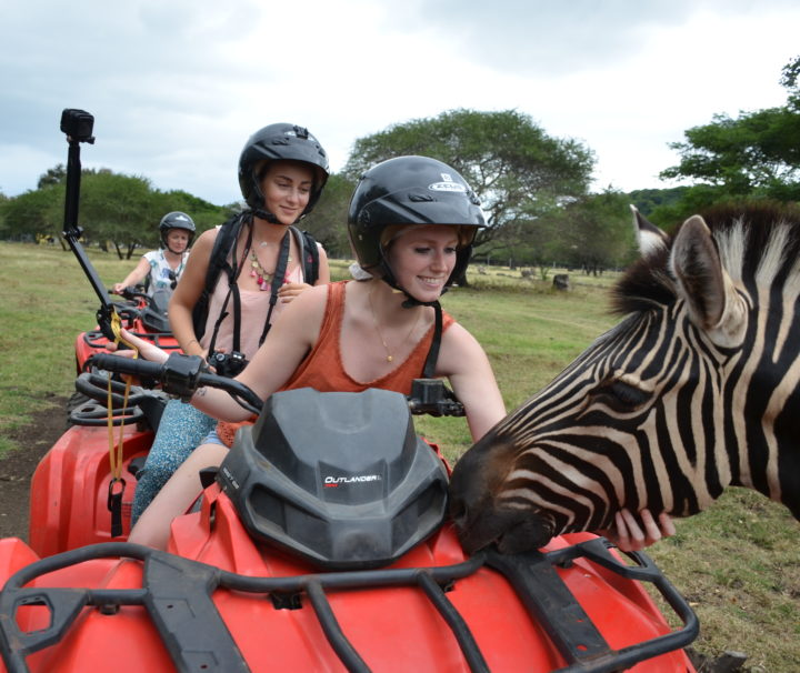 Casela Quad Biking Packages