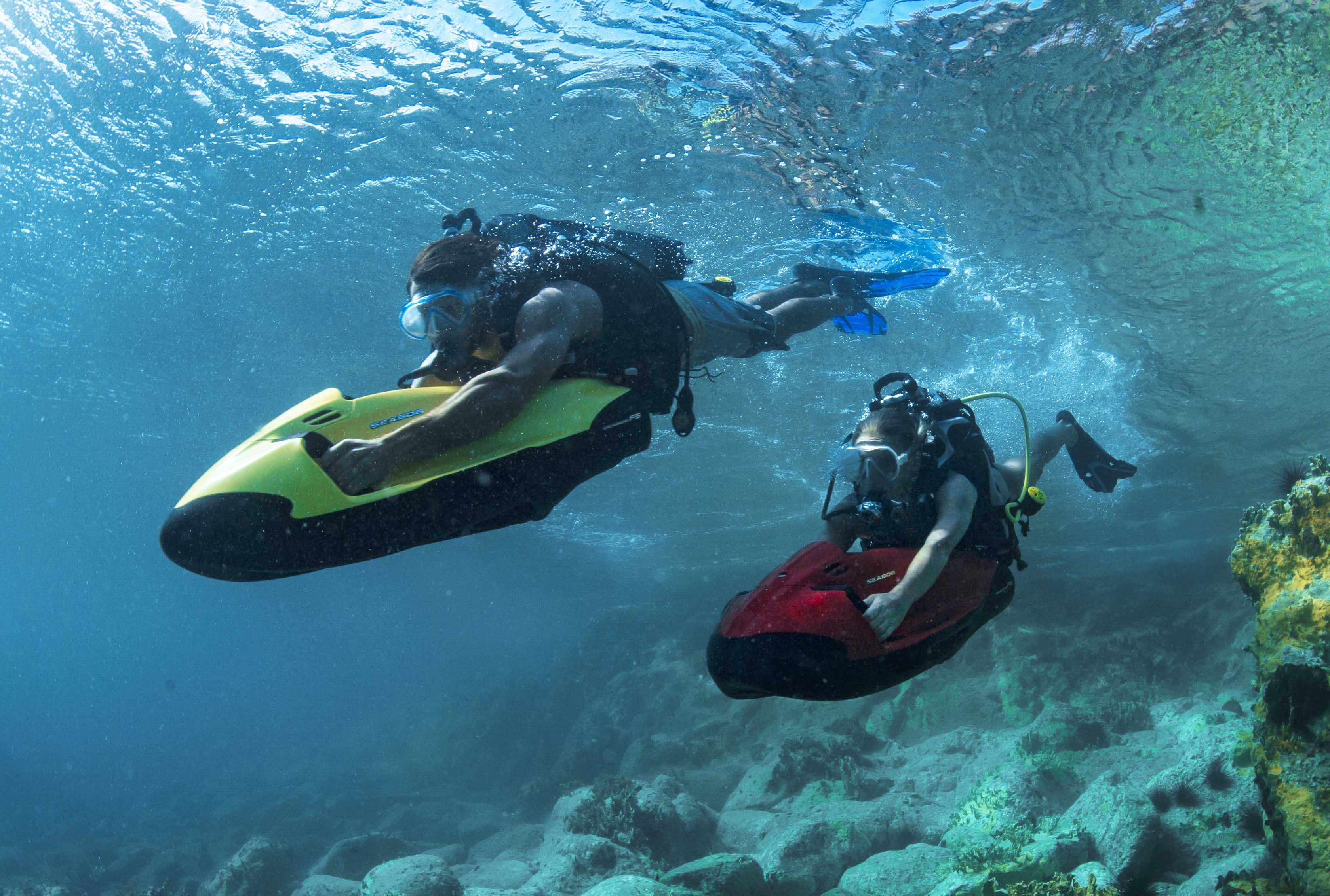 Seabob Marine Discovery