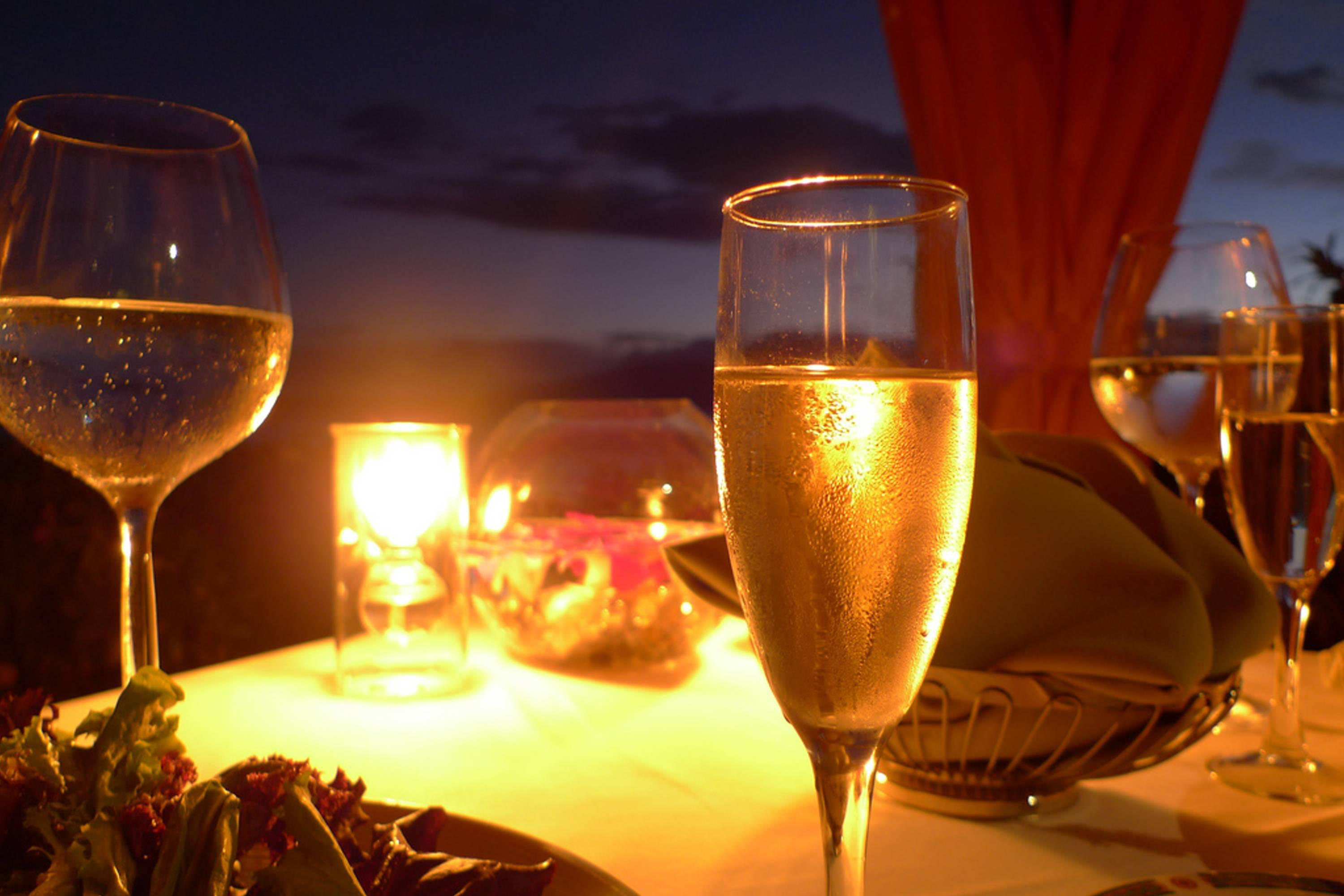 Exclusive Romantic Lunch or Dinner at Sea
