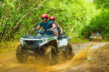 Quad Biking & Buggy at la Vallée des Couleurs